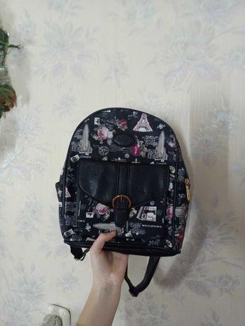 Новый! Мини рюкзак, портфель Париж, Allons-y 28см