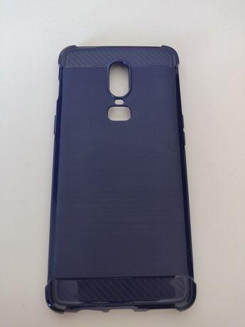 Capa silicone One Plus 6