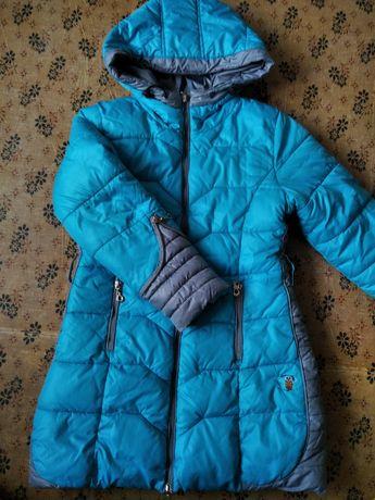 Куртка зимняя,пухових