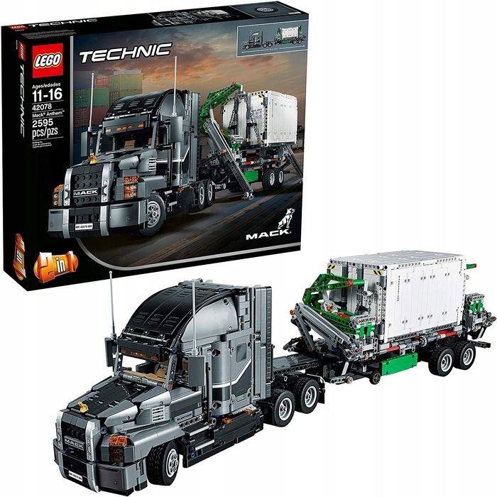 Lego Technic Mack Anthem 42078 Tychy - image 1
