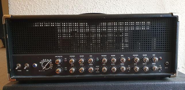 Bash Sidewinder Mark IV wzmacniacz head gitarowy MesaBoogie Laboga