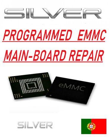TV LCD SILVER IP-LE493413 CV338H-T50 serviço de reparação main board