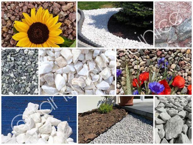 Kamienie ogrodowe, kamienie dekoracyjne