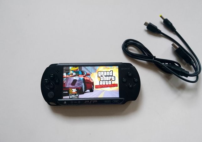 Sony PSP E1000 перепрошитая Все работает возможна доставка по Украине