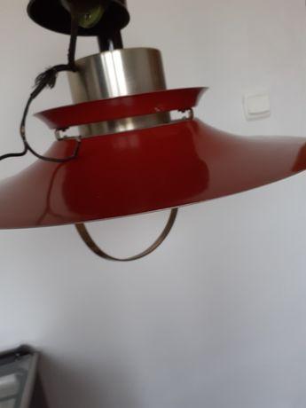 Duńska lampa z lat 60 bourdoux