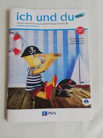Nowy Zeszyt ćwiczeń do języka niemieckiego dla klasy 3