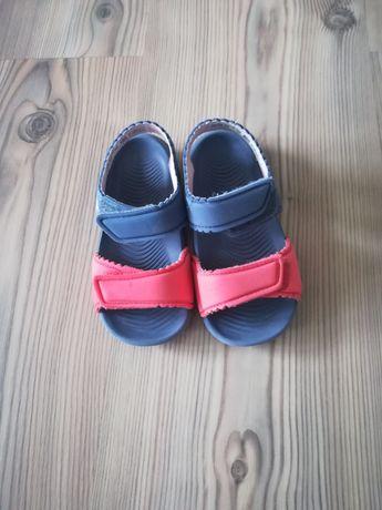 Sandały piankowe Adidas AltaSwim r. 24