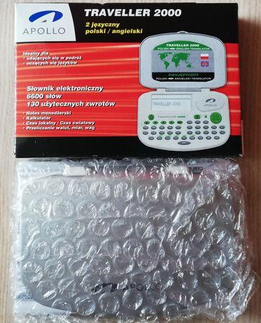 Słownik elektroniczny Traveller 2000