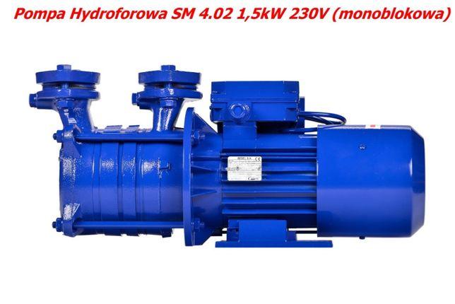 Pompa Hydroforowa samozasyjąca SM 4.02 1,5kW 230V (monoblokowa)