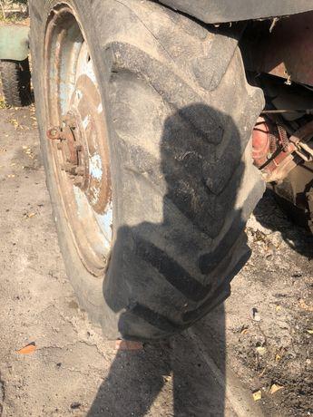 Пара на дисках колес