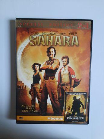 Film Sahara + bonus Steve Zahan, Penelope Cruz, Matthew Mcconaughey