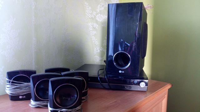 Odtwarzacz DVD MP3 USB