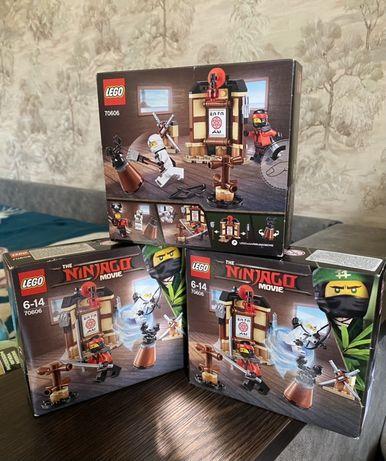 Lego Ninjago(70606)