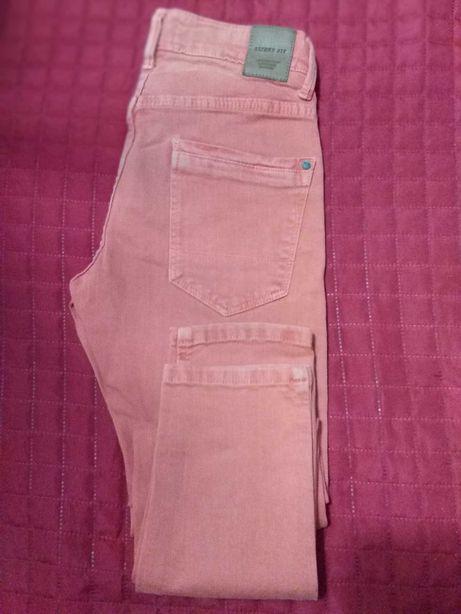 Calças Zara T8 anos 128CM Slim fit