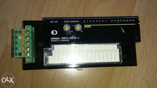 Sprzedam Moduł wyjściowy-OMRON-DRT2-OD16-1-używany.