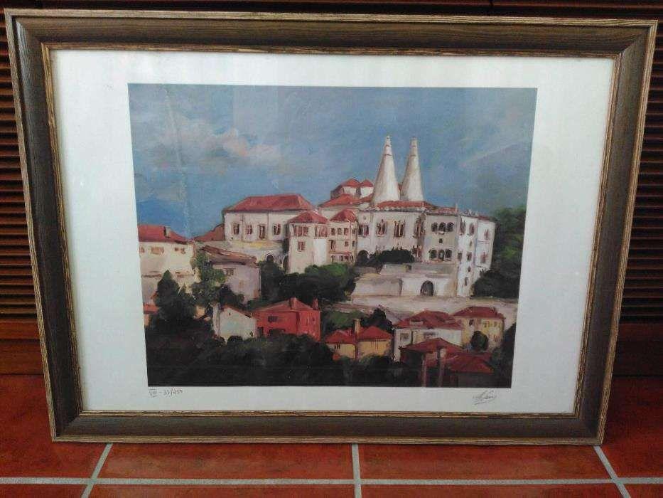 Serigrafia, litografia e original Vila Real - imagem 1