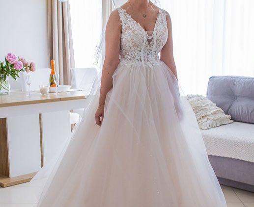 Suknia ślubna 2021