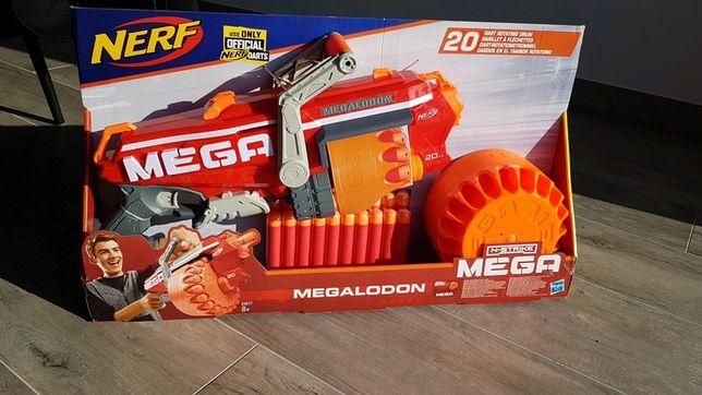 NERF Megalodon - Artigo NOVO.
