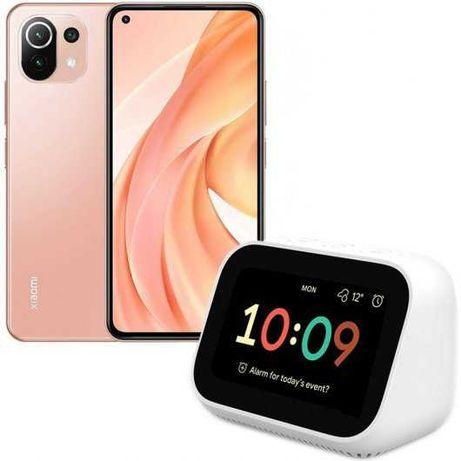 Xiaomi Mi 11 Lite 6/128GB Rosa Libre + Mi Smart Clock