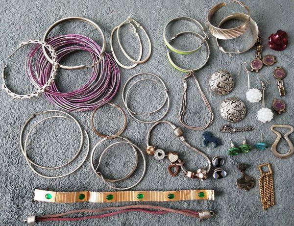 Mix biżuterii damskiej