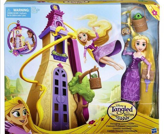 Disney wieża roszpunki