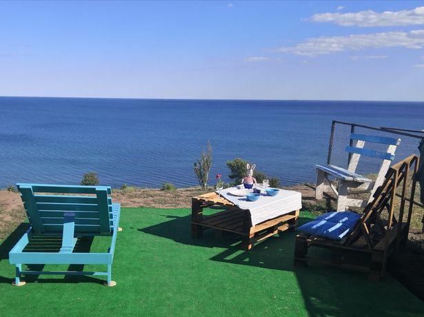 Сдам (аренда )домики , дом (жилье ) у моря (с видом на море) посуточно