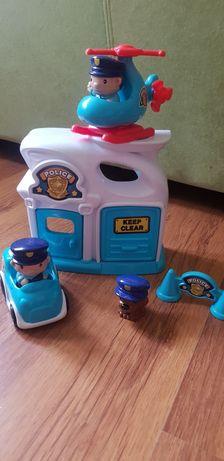 Ігровий набір поліція