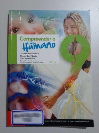 "Manual ""Compreender o Corpo Humano 9º ano"" Pt.1/2/Caderno de Atividade"