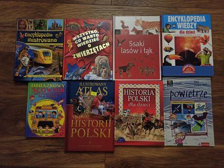 Zestaw książek dla dzieci książki dla dzieci