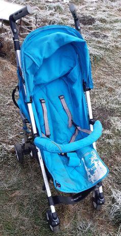 Wózek dziecięcy, spacerówka, dziecko