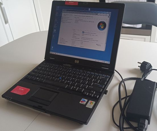 Ноутбук HP Compaq nc4200.