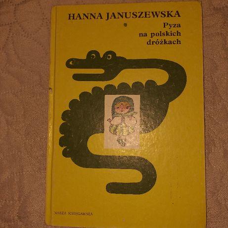 Książka Pyza na polskich dróżkach