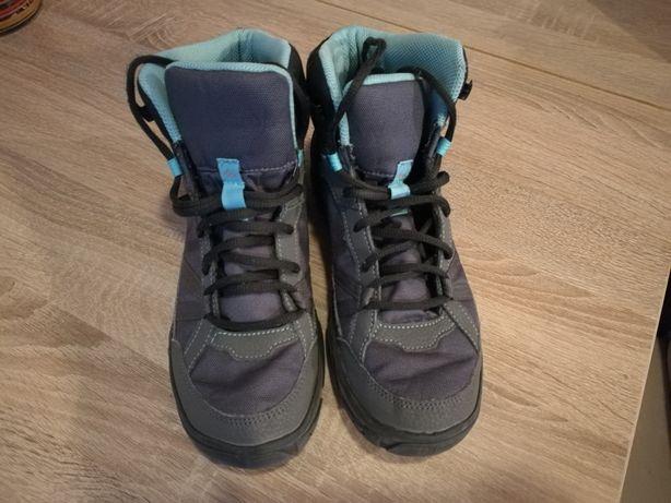 Buty trekingowe chłopięce