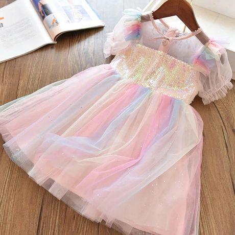 платье нарядное на 2 3 4 5 6 лет года плаття дитяче детское утренник 1