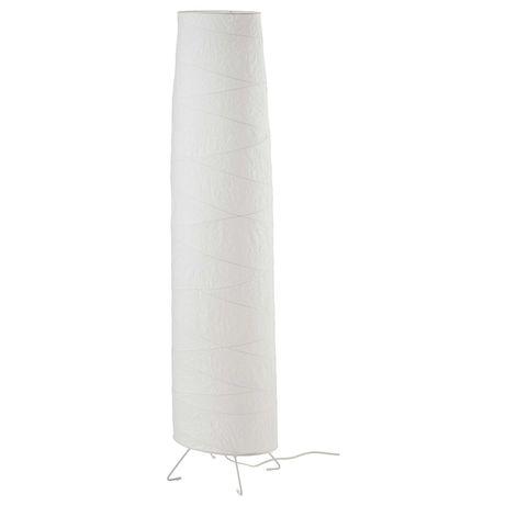 Торшер напольный IKEA VICKLEBY для дома, белый, в наличии!