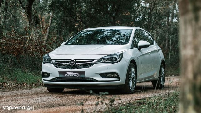 Opel Astra 1.6 CDTI Edition S/S J17