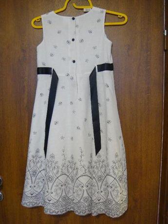 sukienka 9-11lat