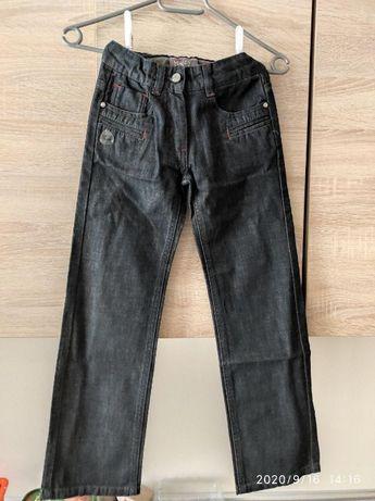 Spodnie jeans 128cm- nowe