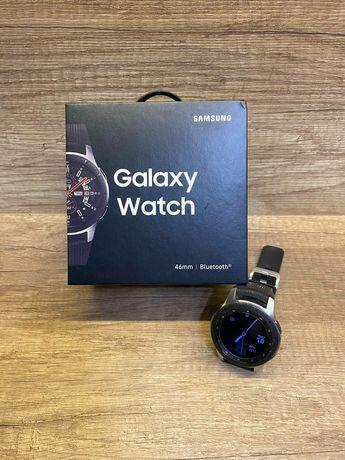 Samsung Galaxy Watch 46mm + Szkło ochrone