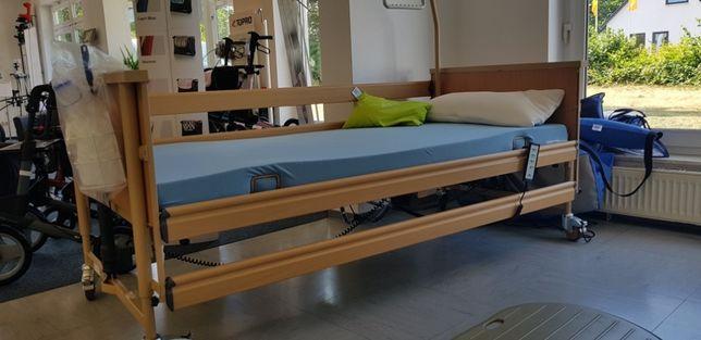 Łóżko rehabilitacyjne ortopedyczne Montaż i Transport gratis