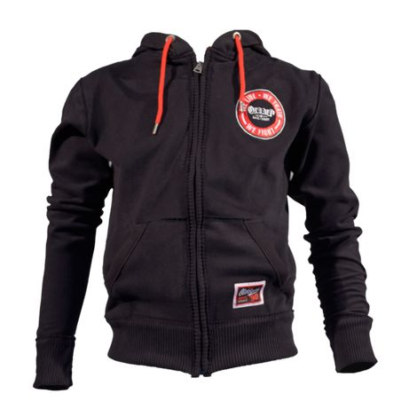 Super OLIMP LIVE & FIGHT Men's Hoodie Stacked