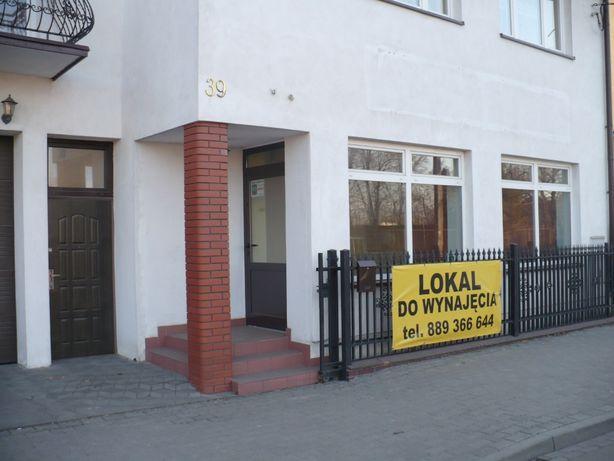Wynajmę lokal handlowo-usługowy w Łowiczu