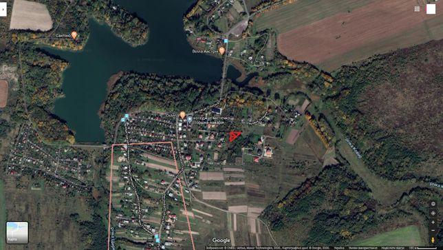 """Земельна ділянка 16 сот. квартал """"Біля озера"""""""