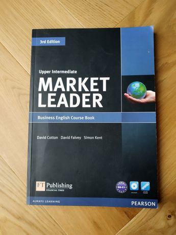 Market Leader Upper Intermediate Business English Course Book
