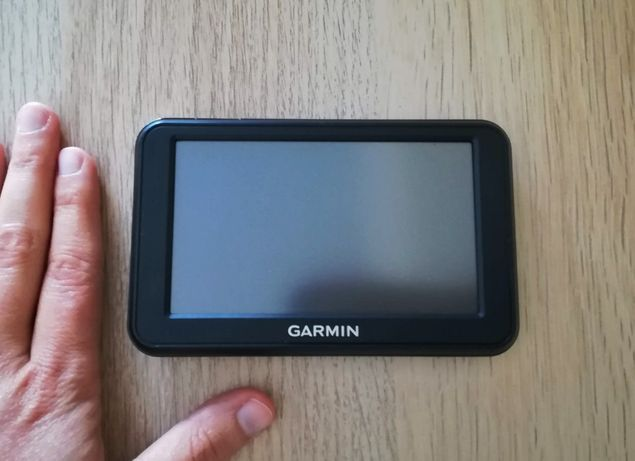 GPS automóvel Garmin Nüvi 40