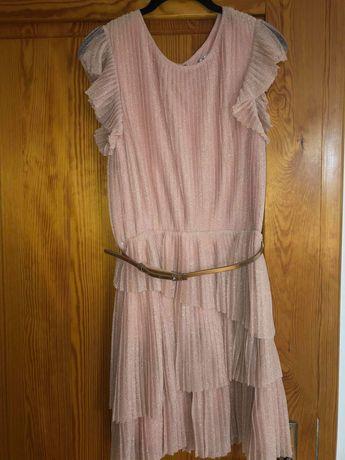 Sukienka hiszpańskiej firmy Mayoral 162 cm