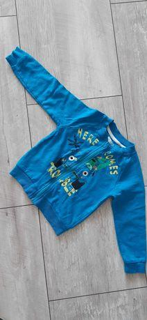 Bluza dla chłopca w rozmiarze 98