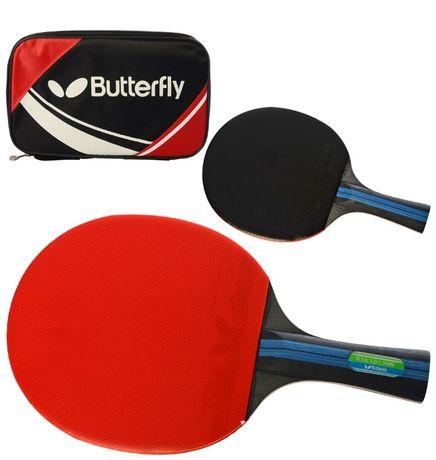 """Ракета """"Butterfly"""" с чехлом для настольного тенниса(Пинг-понга)"""