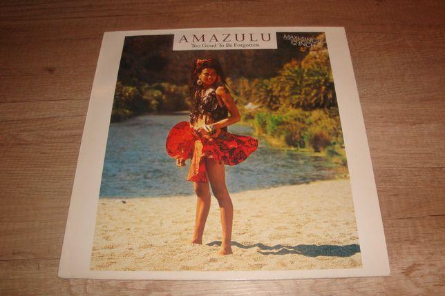 "Amazulu - Too Good To Be Forgotten 12"" winyl pop reggae"