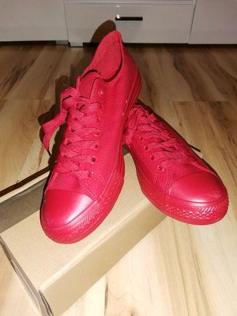 Czerwone trampki Jumex Collection